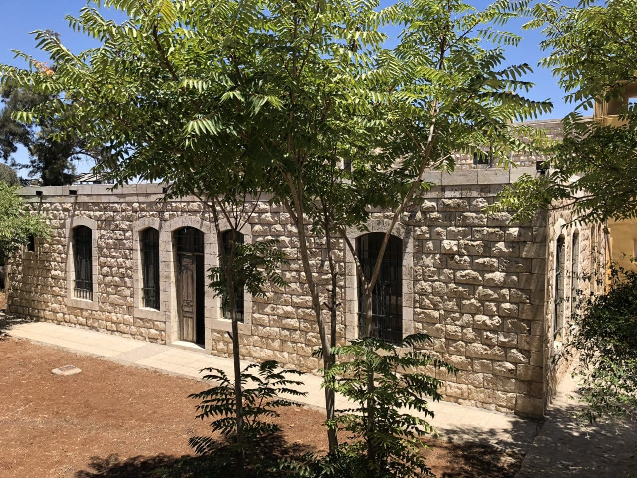 Kabariti Village exterior (Photo: Amman Design Week)